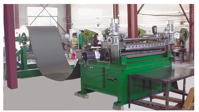 NC Straight Cutting Machine
