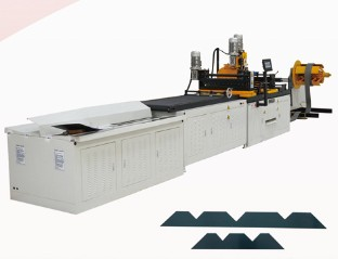 NC Swing Shear Cut-to-length Line