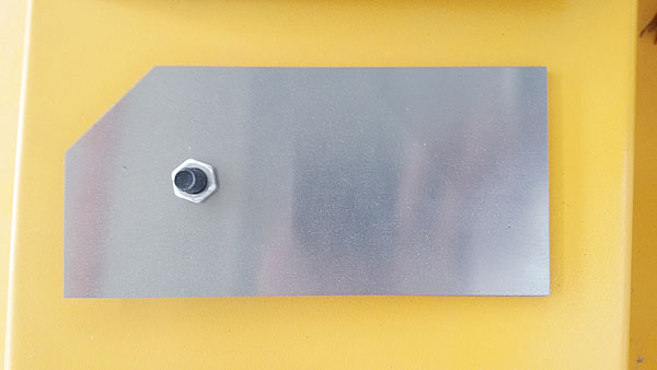 Samples of silicon steel sheet cutting